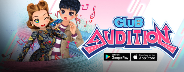 Club Audition Mobile
